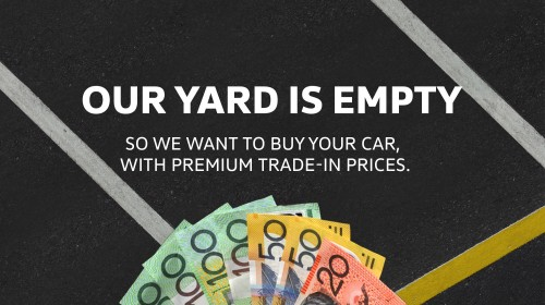 Sell Your Car Banner